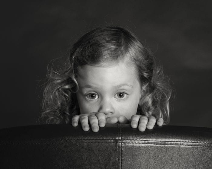 Child portrait by Nick Cavanagh Photography